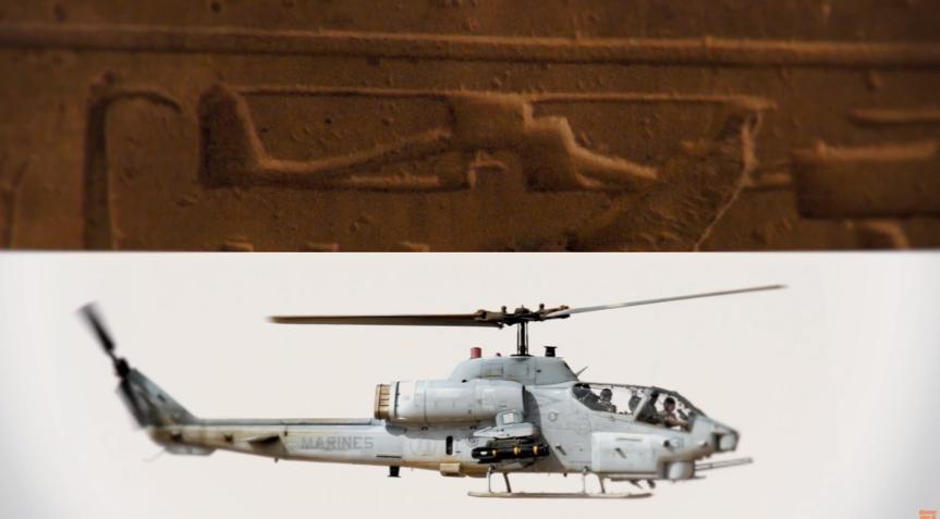 La Révélation des Pyramides, épisodeVI