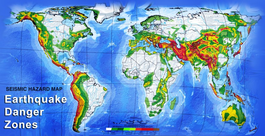 earthquake-danger-zone-world-map